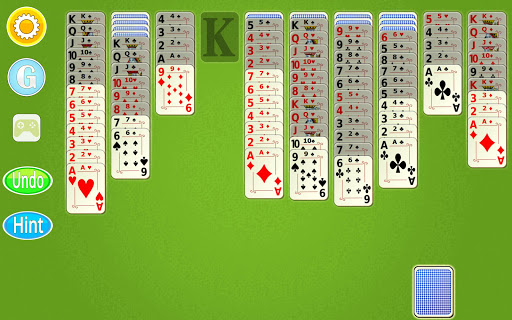 Spider Solitaire Mobile  screenshots 15