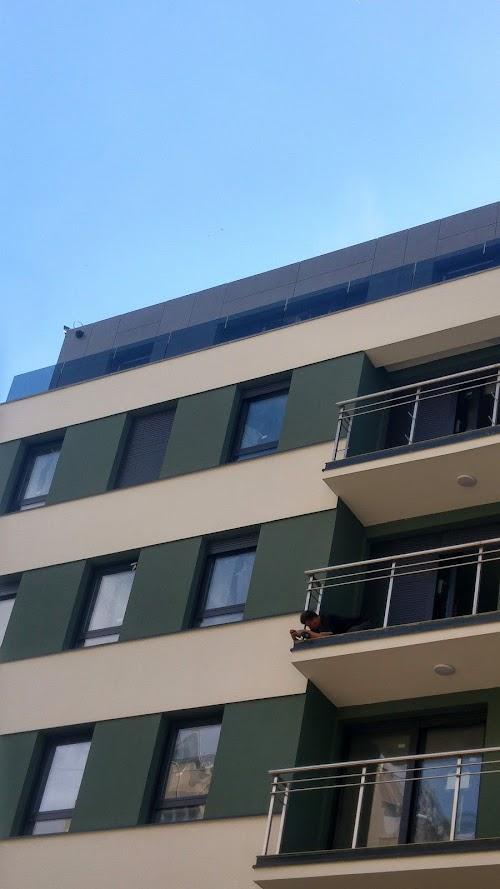 Vračar lux Penthouse,150m2, petosoban iz lifta u stan