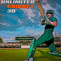 Unlimited Cricket 3D icon