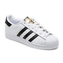 Adidas Adidas Superstar - Lace Trainer LACE-UP