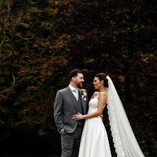 Wedding photographer Joanne Bridle (erphotography). Photo of 04.01.2019