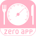 ダイエット・体重管理アプリなら【楽々カロリー】 icon