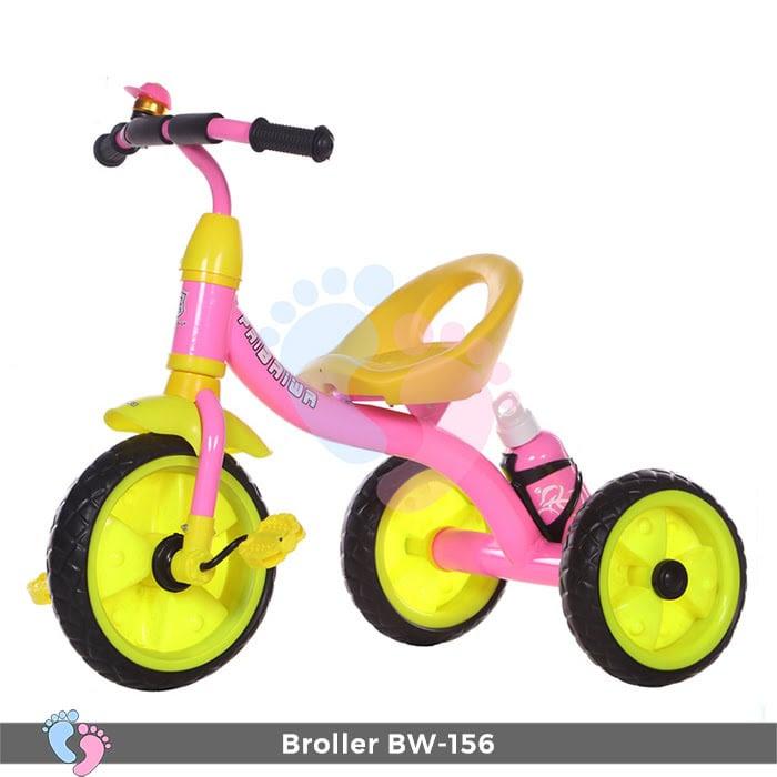 Xe đạp ba bánh trẻ em Broller XD3-156 1