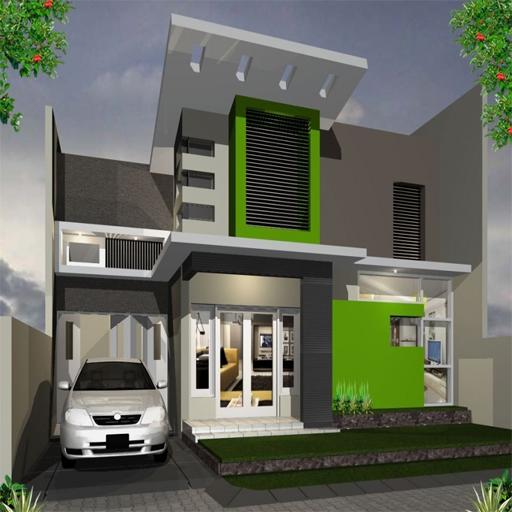 Gambar Desain Rumah Masa Depan Hontoh