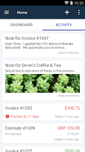 App QuickBooks Accounting: Invoicing & Expenses APK for Windows Phone