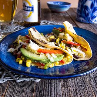 Tangy Cilantro Lime Fish Tacos Recipe