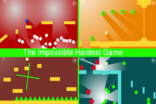 The Impossible Hardest Game