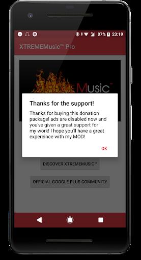 XTREMEMusic™ Pro screenshot