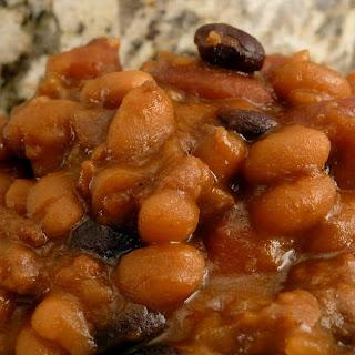 JeanneBean's Baked Beans