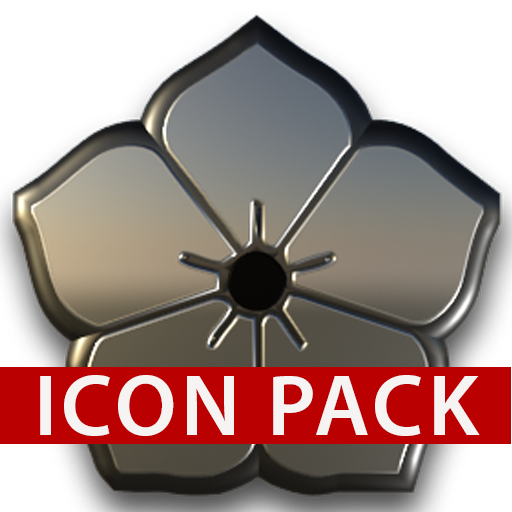 SHADOW HD Icon Pack
