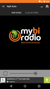 MyBI Radio- screenshot thumbnail