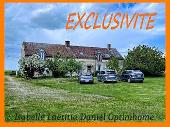 ferme à Verneuil-sur-Avre (27)