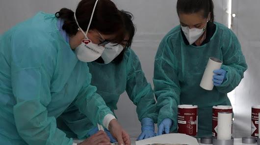 Los médicos de familia y las enfermeras, en primera línea contra el Covid-19