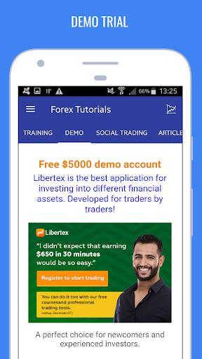 Forex Tutorials - Trading for Beginners  screenshots 4