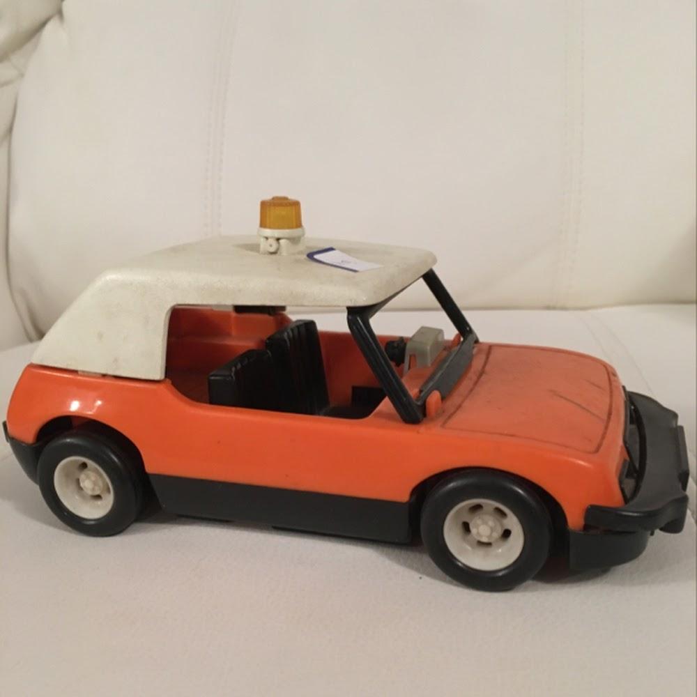 Autoveicolo Playmobil 1976