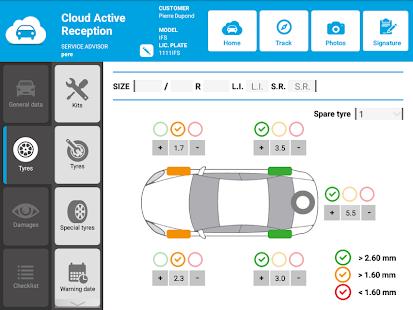 Cloud Active Reception - náhled