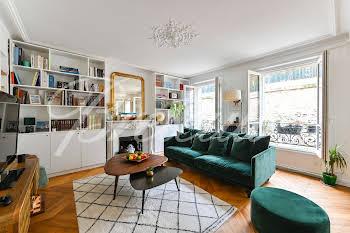 Appartement 6 pièces 105,7 m2
