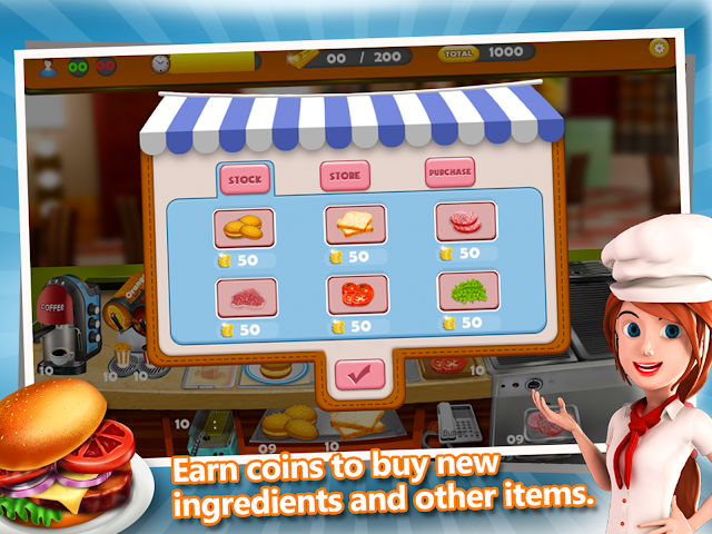 android Rapide Tycoon Street Food Screenshot 7