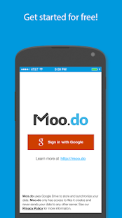 Moo.do - Organize your way Screenshot