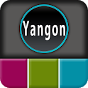 Yangon Offline Map Guide icon
