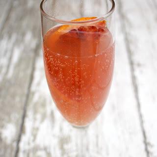 Rosé Aperol Spritz.
