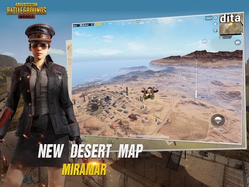 BETA PUBG MOBILE 0.7.0 screenshots 9