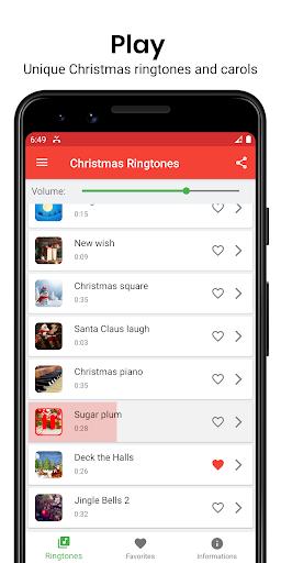 Weihnachtsklingeltöne Screenshots 3