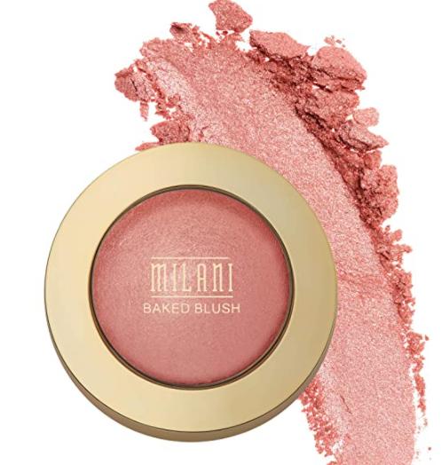 milani blaked blush petal primavera drugstore blush