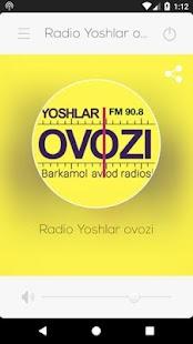 Radio Yoshlar ovozi - náhled