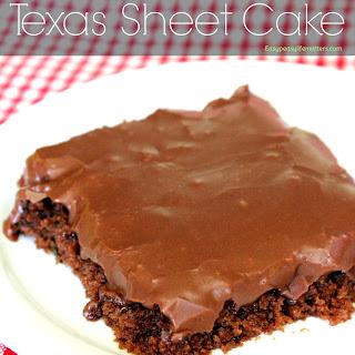 Zucchini Texas Sheet Cake