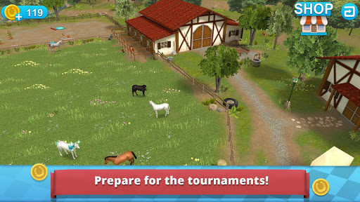 Horse World – Show Jumping - For all horse fans! apklade screenshots 2