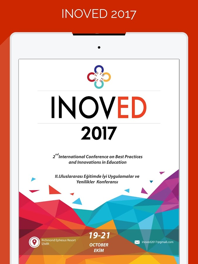 INOVED2017- screenshot