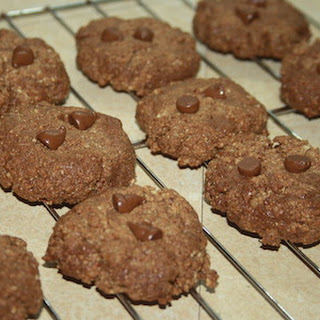 A Healthy Chocolate Chip Cookie