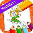 Super Coloring: Seasons Toddlers icon