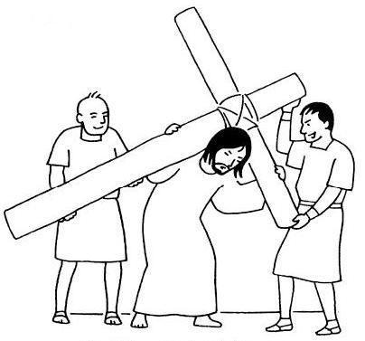 Via Crucis de Jesus