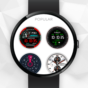 MR.TIME MAKER for Android Wear- screenshot thumbnail