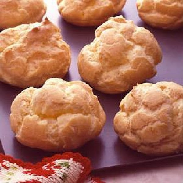 Delicious Cream Puffs Recipe
