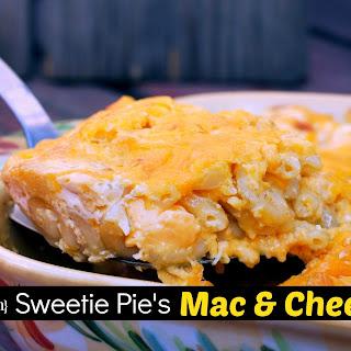 [Small Batch] Sweetie Pie's Mac & Cheese.