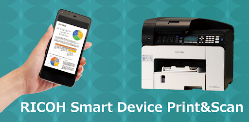 RICOH Smart Device Print&Scan - Apps on Google Play