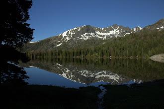 Photo: Branham Lakes, Tobacco Root Mountains