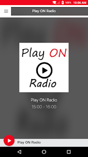 Play ON Radio- screenshot thumbnail