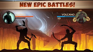 Shadow Fight 2 screenshot for Android