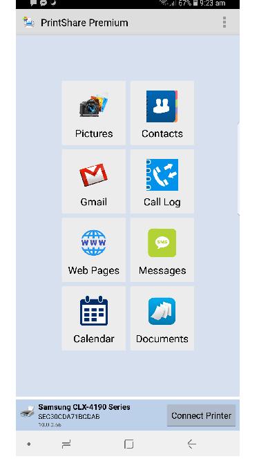 Screenshot 1 PrintShare 1.3.0 APK PAID