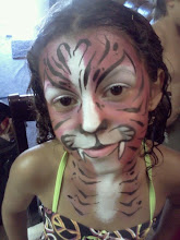 Photo: Face Paint by Teressa Santa Ana.Call to booked Teressa for your next event: 888-750-7024