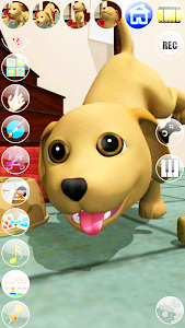 Sweet Talking Puppy: Funny Dog screenshot 1