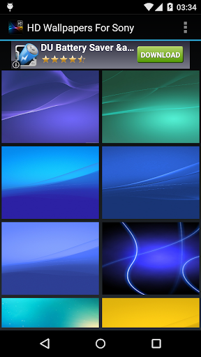 HD Wallpapers For Sony