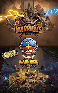 Mini Warriors Mod 2.5.9 Apk [Unlimited Money] 1