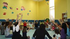 Actividades infantiles en la Biblioteca Villaespesa.