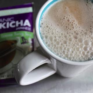 Kukicha Coconut Latte.