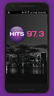 HITS 97.3- screenshot thumbnail